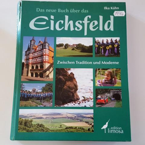 Das neue Buch über das Eichsfeld