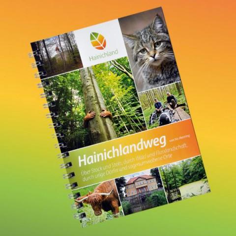 Hainichlandweg – Das Entdeckerbuch